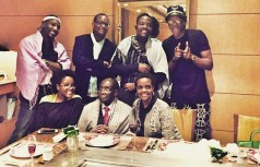 Unflattering pictures of President Robert Mugabe and his family enjoying themselves to no end while holidaying in the Far East emerged at the weekend