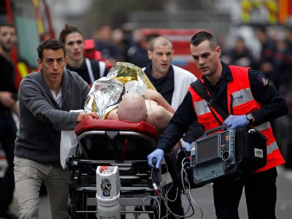 Paris Shootings: What we know so far