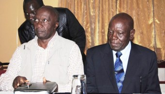 Didymus Mutasa (right)