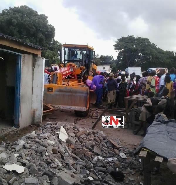 Mutoko Demolition Job: Citizen Pictures