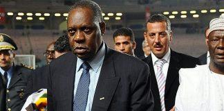CAF chief: Issa Hayatou