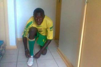 Zimbabwe Under-23 defender Liberty Chakoroma
