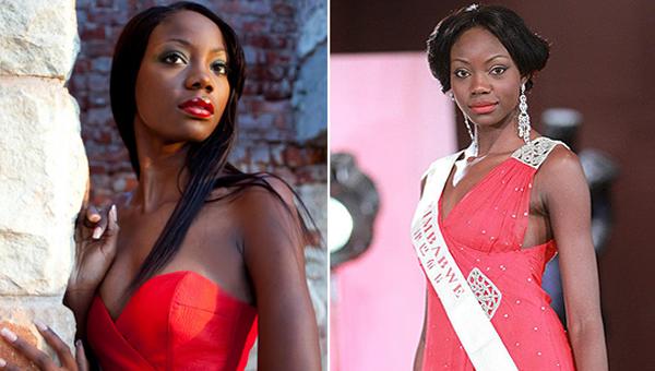 Miss Zimbabwe 2011 Malaika Mushandu