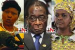 Alleged Presidential Love Triangle: Oppah Muchinguri, Robert Mugabe and Grace Mugabe