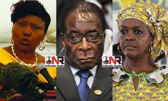Alleged Presidential Love Triangle: Oppah Muchinguri, Robert Mugabe and Grace Mugabe