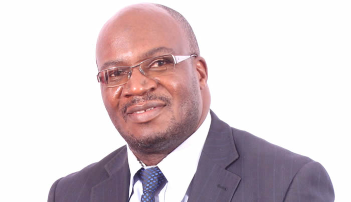 Harare businessman Peter Gwaza runs a media group called Ke Nako Media (Pvt) Ltd (Picture by Parade.co.zw)
