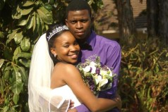 Prophet Evidence Chari with his wife