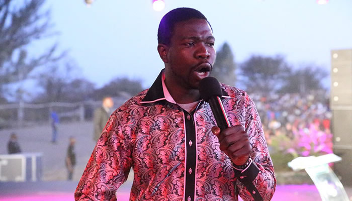 Prophetic Healing and Deliverance Ministries (PHD) leader Walter Magaya