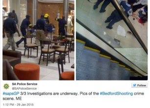 SA gunmen in shopping mall shoot-out