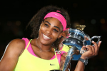 Serena Williams: Vomiting during Australian Open final helped win