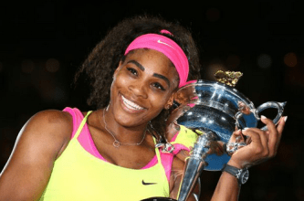 Serena Williams: Vomiting during Australian Open final helped win