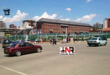 Outrage as Ximex Mall is converted to car park