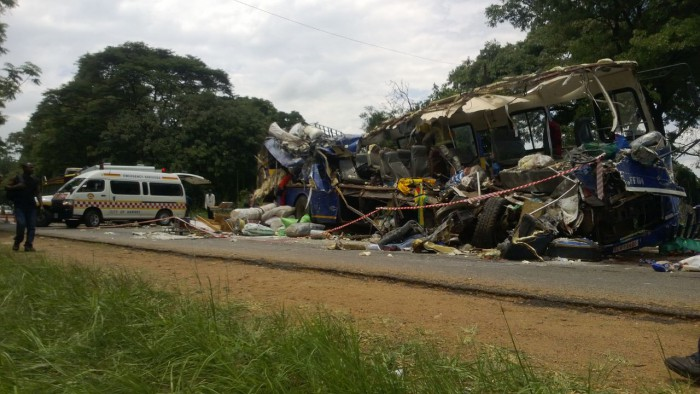 Over 26 passengers perished in the fatal bus accident that took place Sunday morning along the Harare-Nyamapanda highway