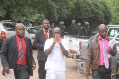 Madzibaba Ishmael Mufani appears in court this week