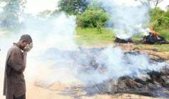 Villagers have the homes burnt down at Manzou Farm to make way for Grace Mugabe's Wildlife Park