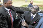 """""""Mugabe Must Go"""" demo in Zambia (Video)"""