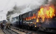Fire guts NRZ passenger train