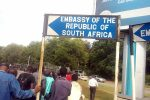 South African Embassy in Harare