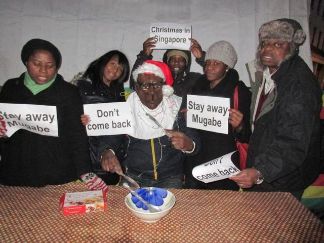Dead hand at the tiller – Zimbabwe Vigil Diary