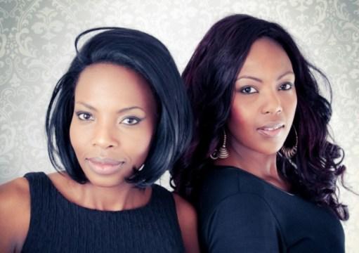 Alma Gundu and Melanie Jamera run Corby-based Hair Geeks