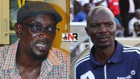 Kenny Mubaiwa and Callisto Pasuwa