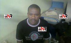 Locked Up: One of the prisoners Douglas Govera