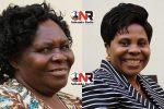 Shuvai Mahofa and Monica Mutsvangwa