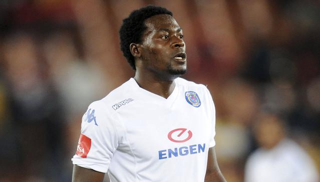 SuperSport United striker Kingston Nkhatha