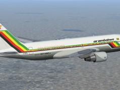 Air Zimbabwe plane fails to land