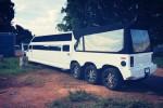 Philip Chiyangwa's Hummer H2 Limo Transformer