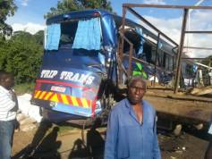 AT least 20 people were injured, while four cattle were killed. Pictures by Tendai Gutikwa and Tinashe Hazvide