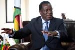 Vice-President Emmerson Mnangagwa: Picture - Believe Nyakudjara