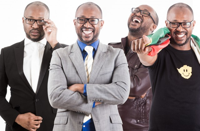 The many faces and talents of Carl Joshua Ncube