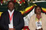 Kudzai Chipanga (left)