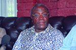 ZIFA president, Cuthbert Dube