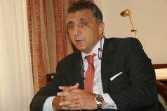 Domenico Fanizza, IMF's head of mission to Harare