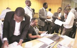 Econet and Steward Bank were behind the raid on The Source offices