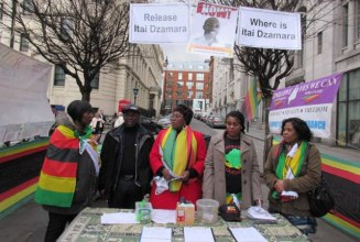 Embassy challenged again – Zimbabwe Vigil Diary