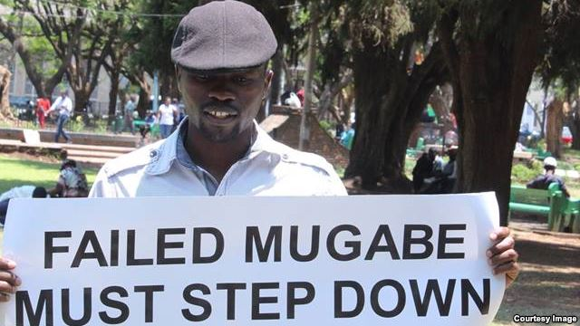 Abducted political activist Itai Dzamara