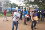 We want our Money:  Former Mbada Diamonds Workers camped at the company HQ in Harare