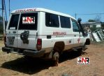 Two years off the road: Mberengwa Ambulance