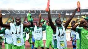 Nigeria win record seventh title