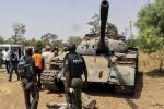 Nigerian forces have been struggling to contain the Boko Haram insurgency