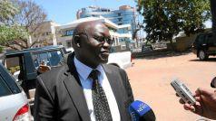 Prominent Harare lawyer and Zanu-PF member Jonathan Samkange