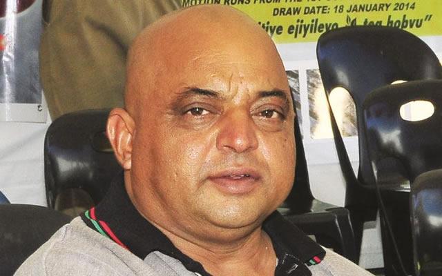 Raj Modi owns Liquor Hub Wholesale Centre in Bulawayo