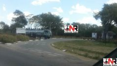 Riot police deployed to crush University of Zimbabwe demonstrations on Tuesday