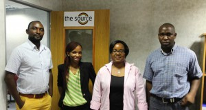 Staff at The Source