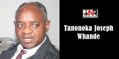 Tanonoka Joseph Whande