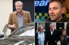 Jeremy Clarkson dropped from Top Gear