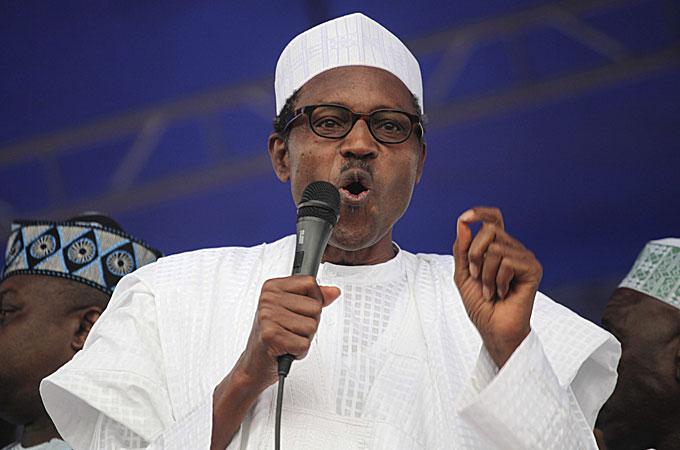 Muhammadu Buhari wins Nigeria election